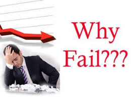 Failure is mother of succsess & why fail ?